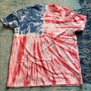 AEO tie dye T-shirt